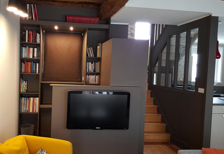 gite-boulogne-sur-mer-bibliotheque-2 Architecte interieur boulogne sur mer